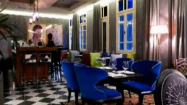 """מסעדת """"עלמה לאונג'"""" של יונתן רושפלד ששכנה באותו החלל"""