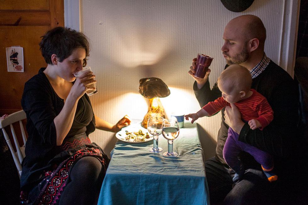 ביום המסעדות שצוין בחודש שעבר נפתחו 1,627 מסעדות ב-32 מדינות. עד היום האכיל הפסטיבל 2.7 מיליון איש (צילום: Lassi Häkkinen)