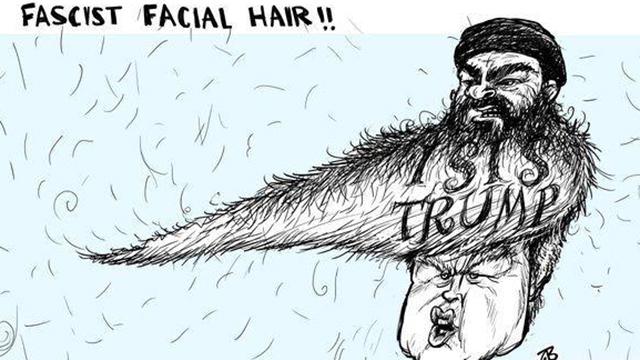קריקטורה בסעודיה ()