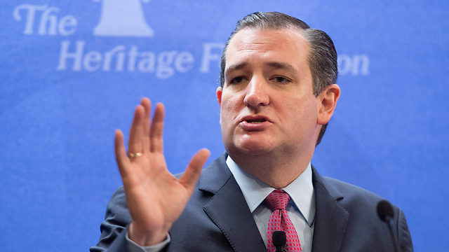 Republican candidate Ted Cruz (Photo: EPA)