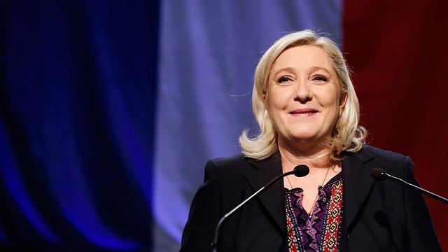 Marne Le Pen (Photo: EPA) (Photo: EPA)