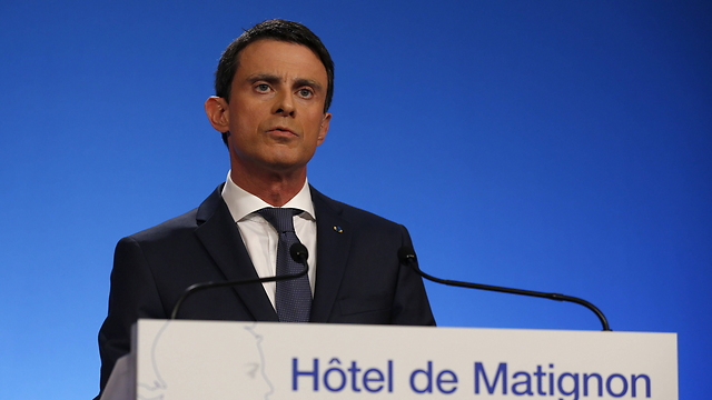 French Prime Minister Manuel Valls, Photo: AFP