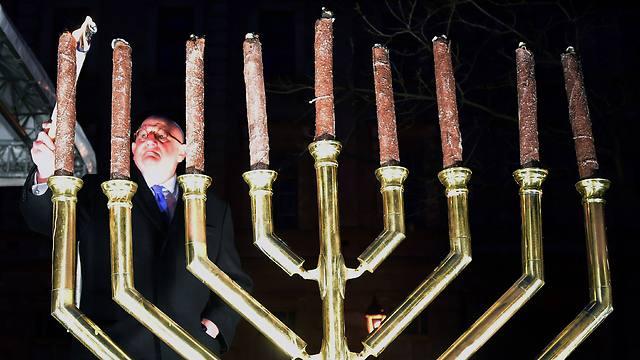 """השליח המיוחד של ארה""""ב לענייני אנטישמיות, איירה פורמן (צילום: AFP) (צילום: AFP)"""