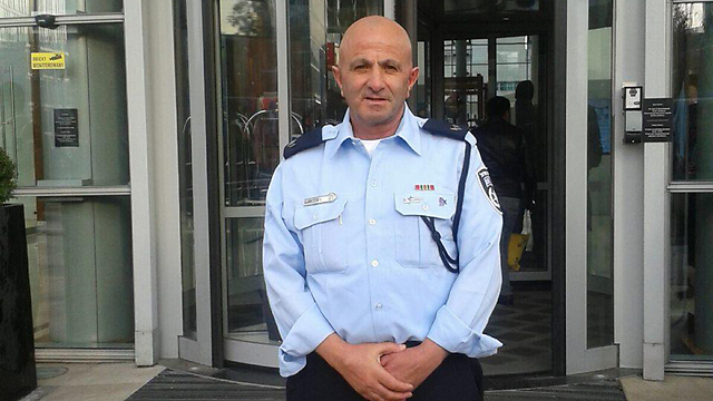 Hen is a traffic officer in the Samaria and Judea District Police