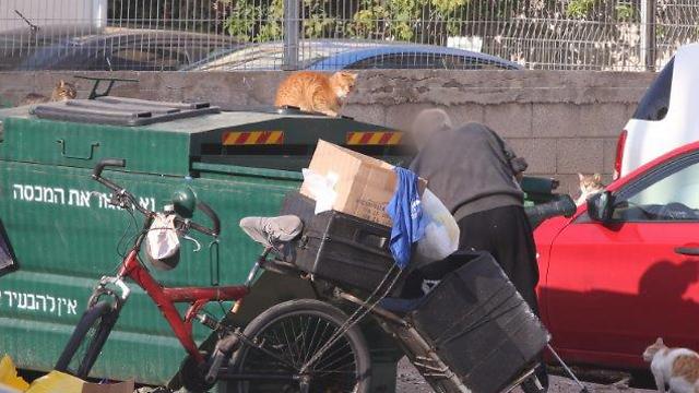 לפי המדד, 29% מהאוכלוסייה חיים בעוני (ארכיון) (צילום: מוטי קמחי)