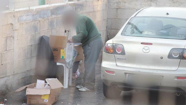 """ממצאים קשים בדו""""ח העוני (צילום: מוטי קמחי) (צילום: מוטי קמחי)"""