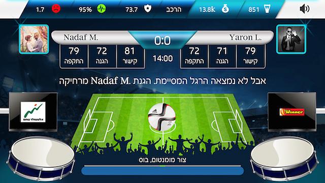 Footboss (צילום: GSM Israel)