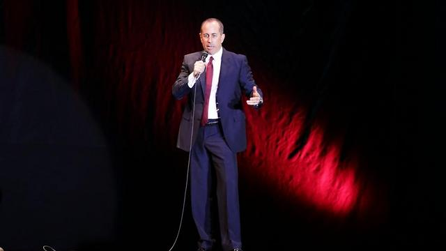 Seinfeld will perform two consecutive shows in Tel Aviv December 30 (Photo: Yaron Brener)