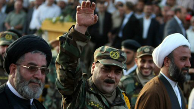 Samir Kuntar in Lebanon after his release in 2008. Returned to terror activity (Photo: AFP)