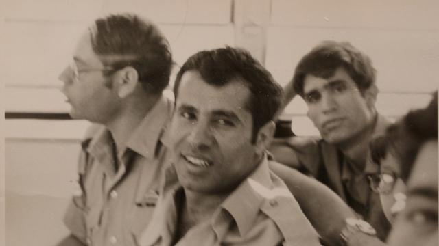 Police officer Eliyahu Shahar, who was murdered by Samir Kuntar.