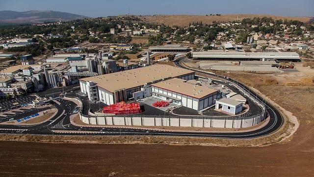 """מפעל תנובה (צילום: יח""""צ)"""