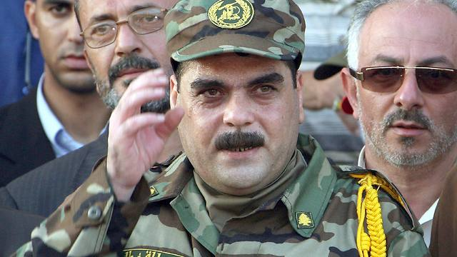 Samir Kuntar, reportedly targeted while planning a major attack on Israel (Photo: EPA)