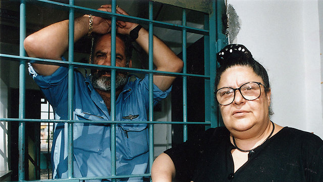 גרנות בכלא. שוחררה וחיה בבדידות (צילום: אורן אגמון) (צילום: אורן אגמון)