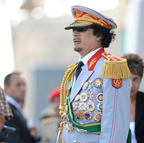 Muammar Gaddafi. Was he behind the murder of Shi'ite Imam Musa al-Sadr? (Photo: MCT)