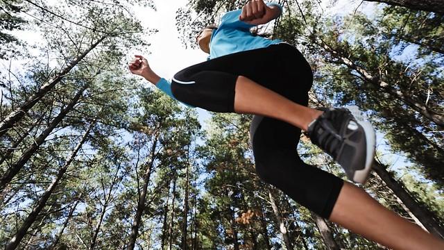 ריצה או הליכה יטעינו לכם את הנייד בלי בעיה (צילום: shutterstock)