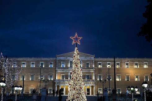 יוון. אפשר לנהוג עם רישיון ישראלי (צילום: רויטרס) (צילום: רויטרס)