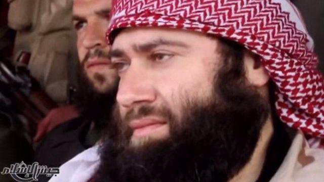 """""""אבו הימאם"""", מפקד """"צבא האיסלאם"""" החדש ()"""