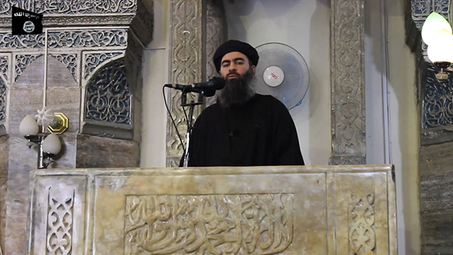 Abu Bakr al-Baghdadi (Photo: AFP PHOTO / HO / AL-FURQAN MEDIA)