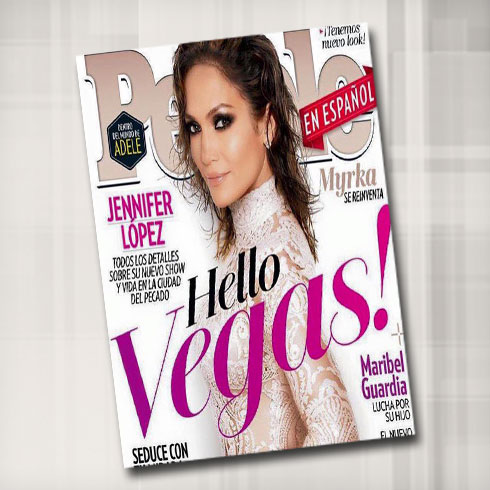 """ג'ניפר לופז על שער מגזין פיפל. """"יש לה מידות מדהימות של דוגמנית"""""""