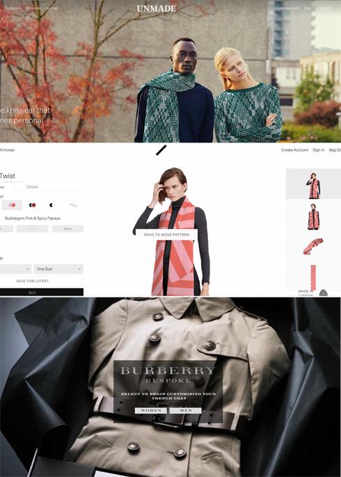 """""""בגלל שההיצע היום בחנויות וברשתות האופנה כל כך רחב, לקוחות מחפשים יותר ויותר אחר ייחודיות, אינדיבידואליות"""". Knyttan וברברי"""