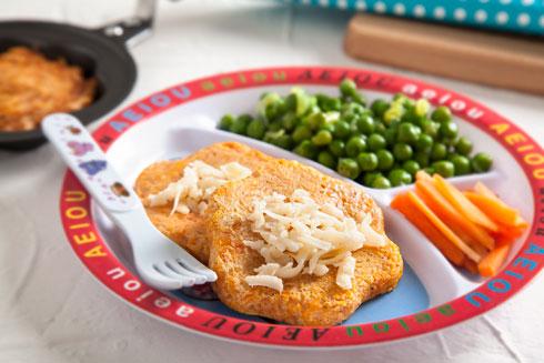 שלוליות גבינה מלוחות עם דלעת וגזר (צילום: אפיק גבאי)