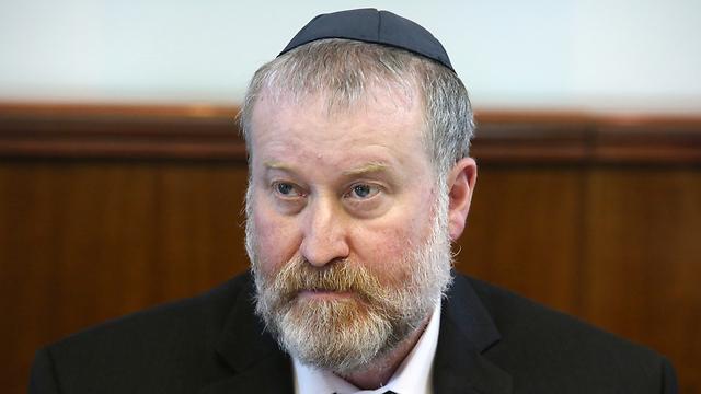 היועץ המשפטי לממשלה אביחי מנדלבליט (צילום: מרק ישראל סלם) (צילום: מרק ישראל סלם)