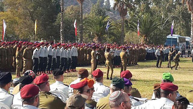 הטקס, הבוקר (צילום: יואב זיתון) (צילום: יואב זיתון)