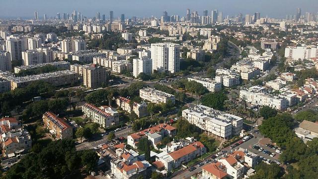 רמת גן. דירת 3 חדרים נמכרה ב-1.885 מיליון שקל (צילום: אייל פז, רגעי פז) (צילום: אייל פז, רגעי פז)