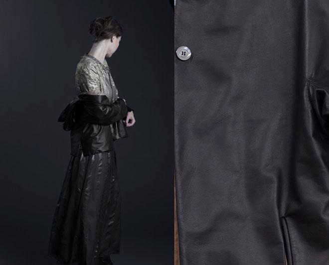 אמנות הלבוש היא היכולת להרגיש נעים ונוח, לחבר בין טקסטורות שונות ולהרכיב פאזל של מרקמים (צילום: רן גולני)
