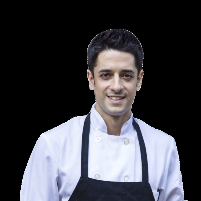 Chef Nir Mesika. 'It's unbelievable' (Photo: Liat Halpern)