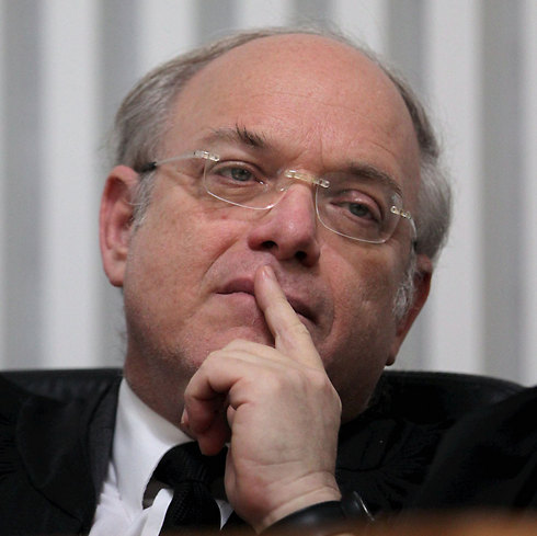 השופט ניל הנדל (צילום: אלכס קולומויסקי) (צילום: אלכס קולומויסקי)
