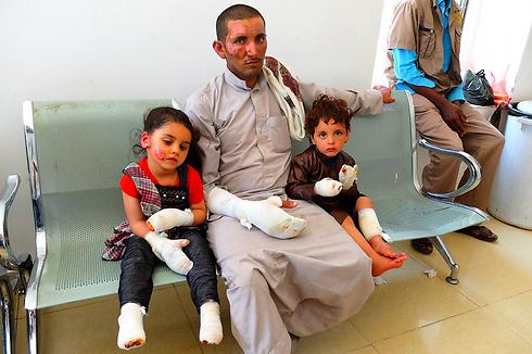 (צילום: ICRC/S. AMMANE) (צילום: ICRC/S. AMMANE)