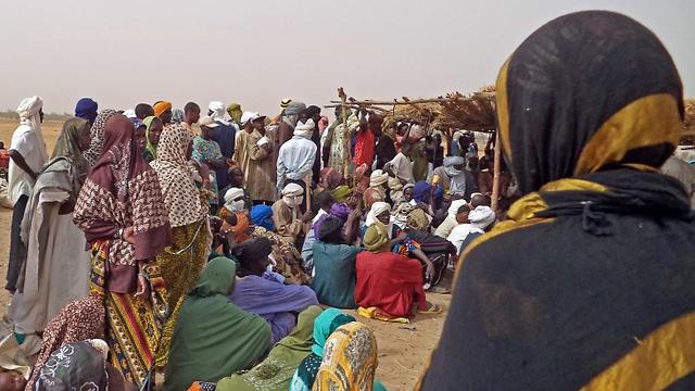 (צילום: ICRC) (צילום: ICRC)