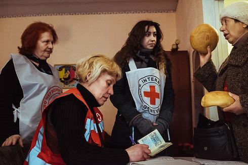 (צילום: ICRC/M. Dondyuk) (צילום: ICRC/M. Dondyuk)