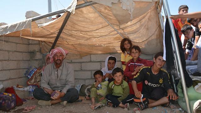 (צילום: ICRC/S. Dabbakeh) (צילום: ICRC/S. Dabbakeh)