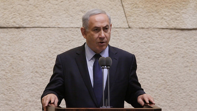 Netanyahu would lose 1/6th of his power if elections were held today (Photo: Knesset Spokesman)