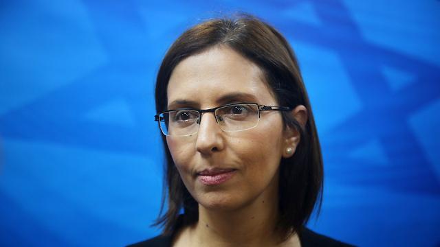 Minister for Social Equality Gila Gamliel (Photo: Mark Israel Salem)