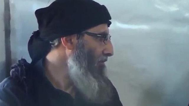 """כבר נמצא לו מחליף. מנהיג """"שוהדא אל-ירמוכ"""" שחוסל אבו עלי אל-ברידי ()"""