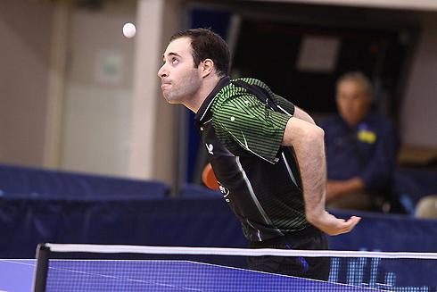 Омри Бен-Ари. Фото: федерация тенниса