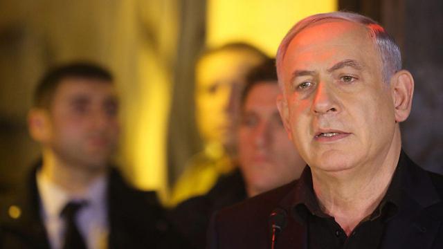 Prime Minister Netanyahu (Photo: Motti Kimchi)