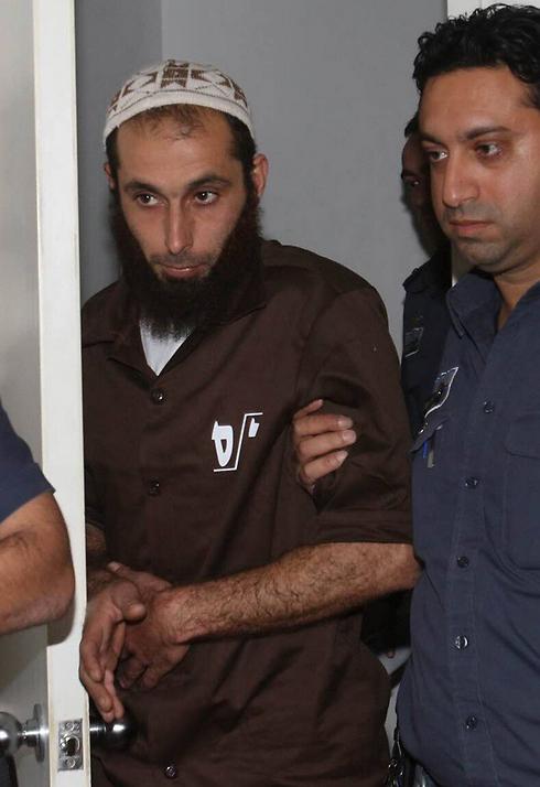 """אחיו של מבצע הפיגוע, נעצר בשבת (צילום: זהר שחר, """"ידיעות אחרונות"""") (צילום: זהר שחר,"""