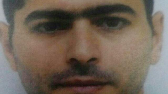 Nashat Melhem, the suspect in three murders in Tel Aviv