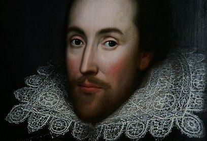 וויליאם שייקספיר  (צילום: AP) (צילום: AP)