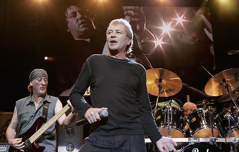 Deep Purple in concert (Photo: GettyImages)