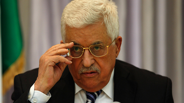 Mahmoud Abbas (Photo: AP) (Photo: AP)
