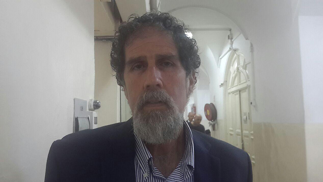 הרב אריה אשרמן (צילום: רועי ינובסקי) (צילום: רועי ינובסקי)