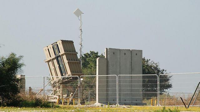 """מערכת כיפת ברזל. """"האמריקנים מודעים לחשיבותה של ישראל"""" (צילום: בראל אפרים) (צילום: בראל אפרים)"""