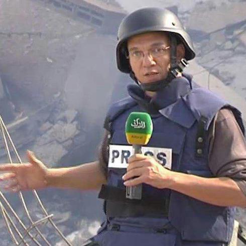 Image result for gaza palestinian mort journalist