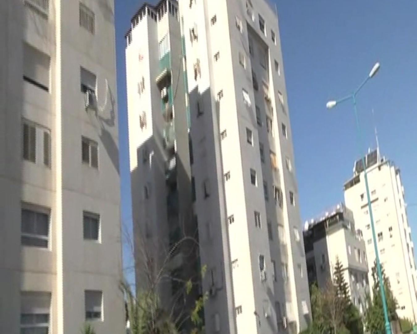 שכונת גני אביב בלוד (צילום: אורי דוידוביץ) (צילום: אורי דוידוביץ)