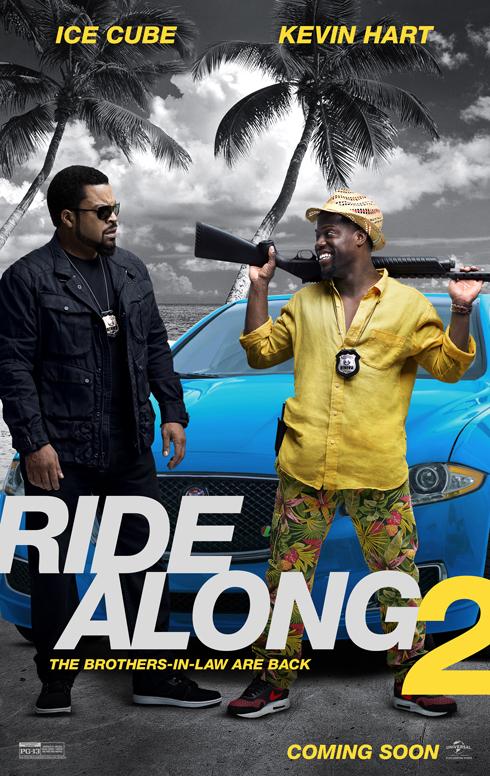 חדש בקולנוע. Ride Along 2 ()